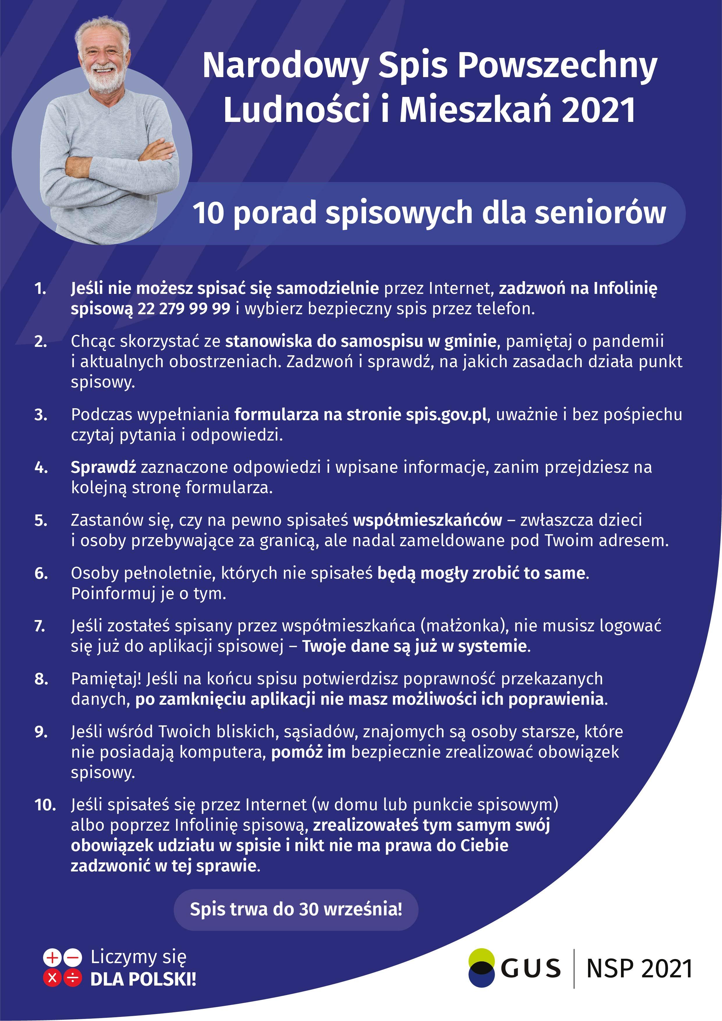 Pomóż seniorowi NSP 2021