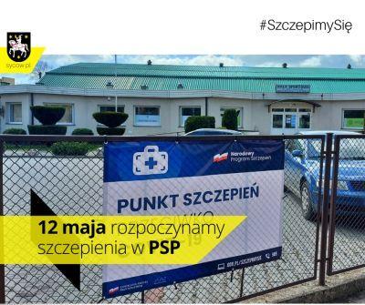 PSP w Sycowie