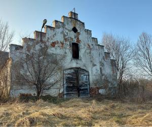 Zabytkowe ruiny